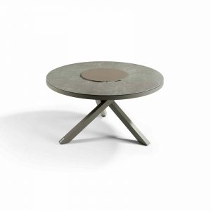 House round table brown