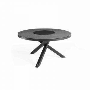 House round table grey