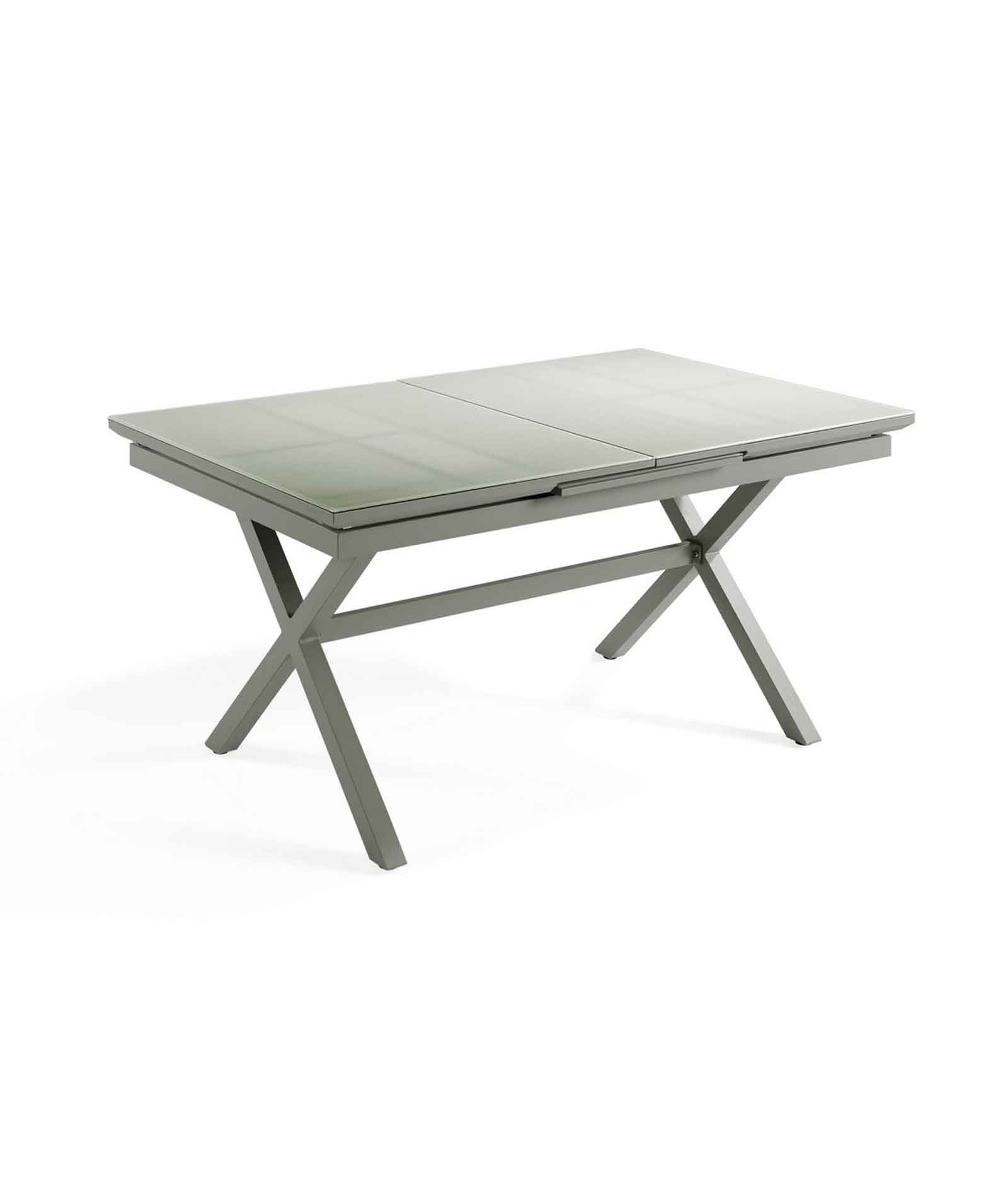 - Nadine Extendable Terrace-Garden Dining Table - Terraza Bella