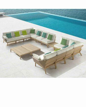 Reggae Modular sofa set