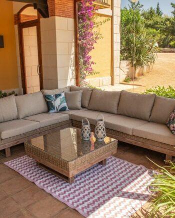 Patsy corner sofa