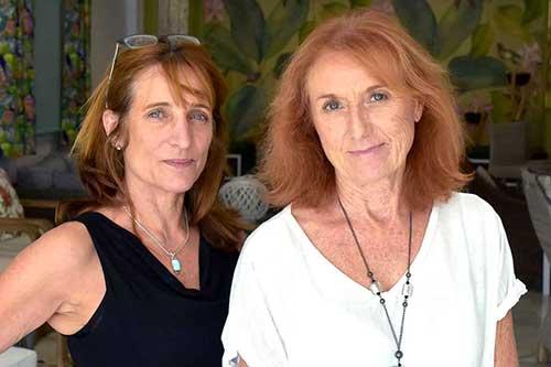 Liz and Viv, TerrazaBella