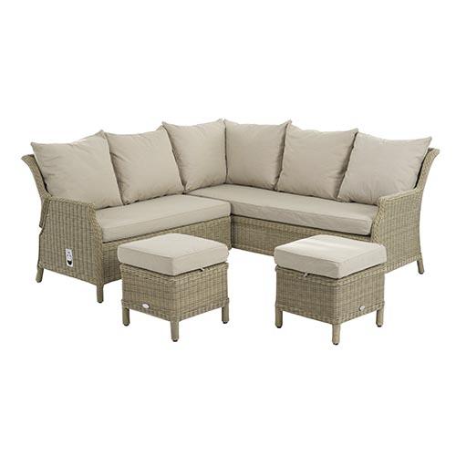 Oakridge Mini Sofa Dining Set Terraza