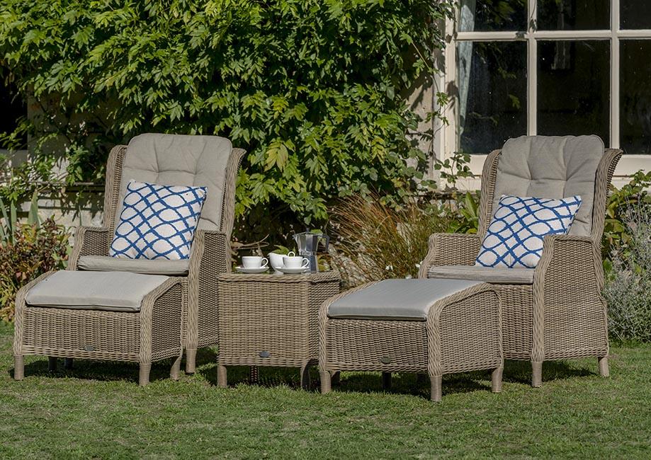 oakridge recliner set